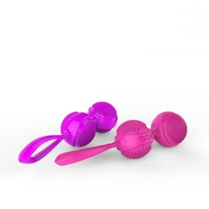 HEARTLEY Lalo New Model Waterproof vagina Kegel Exercise Ball