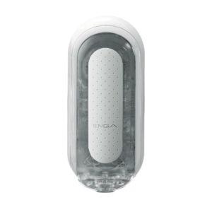 TENGA FLIP 0 (Zero) Male Masturbator Cup White