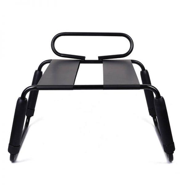 HEARTLEY Multifunction Adjustable Position Aid Sex Chair w/ Handle Bar